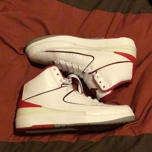 Air Jordan Retro 2 Chicago Home